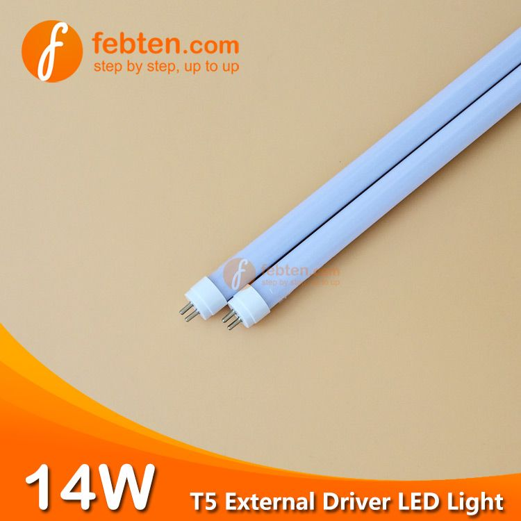Clear 3feet 14w Led T5 G5 Tube Light With External Driver Tube Light Led Tube Light Led