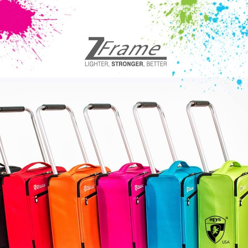 Z Frame Luggage | TRAVEL | Pinterest