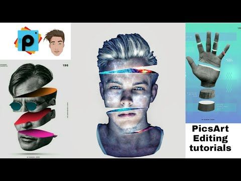 New Picsart Best Editing Tutorial Picsart Graphic Editing Picsart