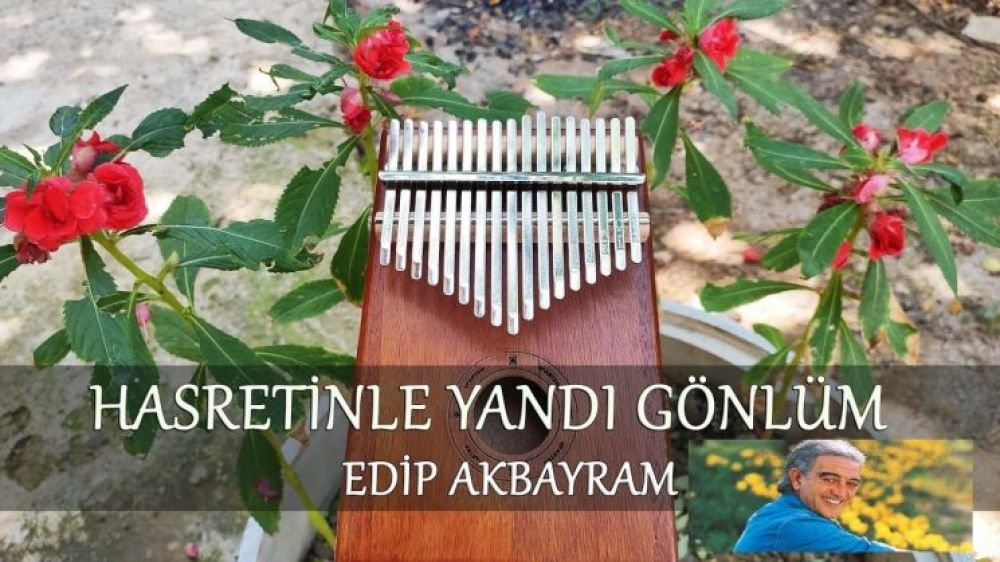 Like And Share If You Like This Edip Akbayram Hasretinle Yandi Gonlum Kalimba Tabs Tag A Friend Who Would Love To Play This Kal Tutorial Tab Make It Yourself