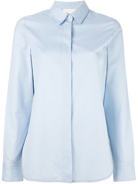 1da70769f 3.1 PHILLIP LIM Concealed Placket Shirt.  3.1philliplim  cloth  shirt