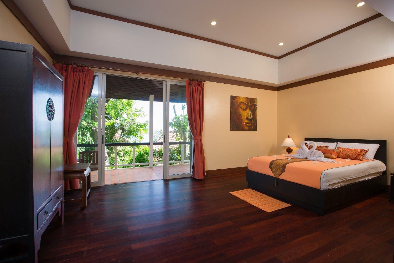 Baan Kata Sooksan Master Bedroom Design Master Bedroom Design Luxurious Bedrooms Bedroom Design