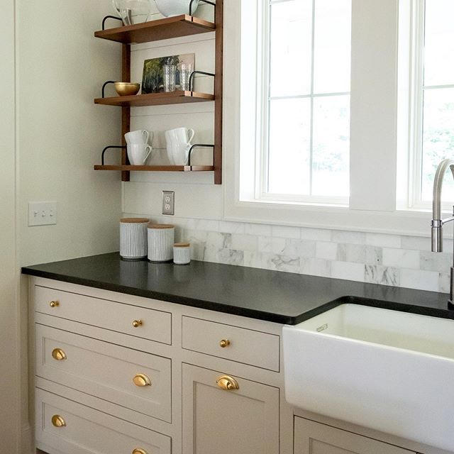 Chalk Painted Kitchen Cabinets: 2 Years Later | Chalk ...