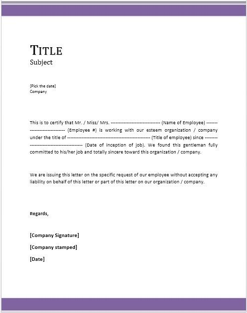 Salary Certificate Template Stationary Templates Pinterest - salary certificate template
