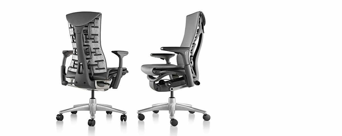 Embody herman miller office chair