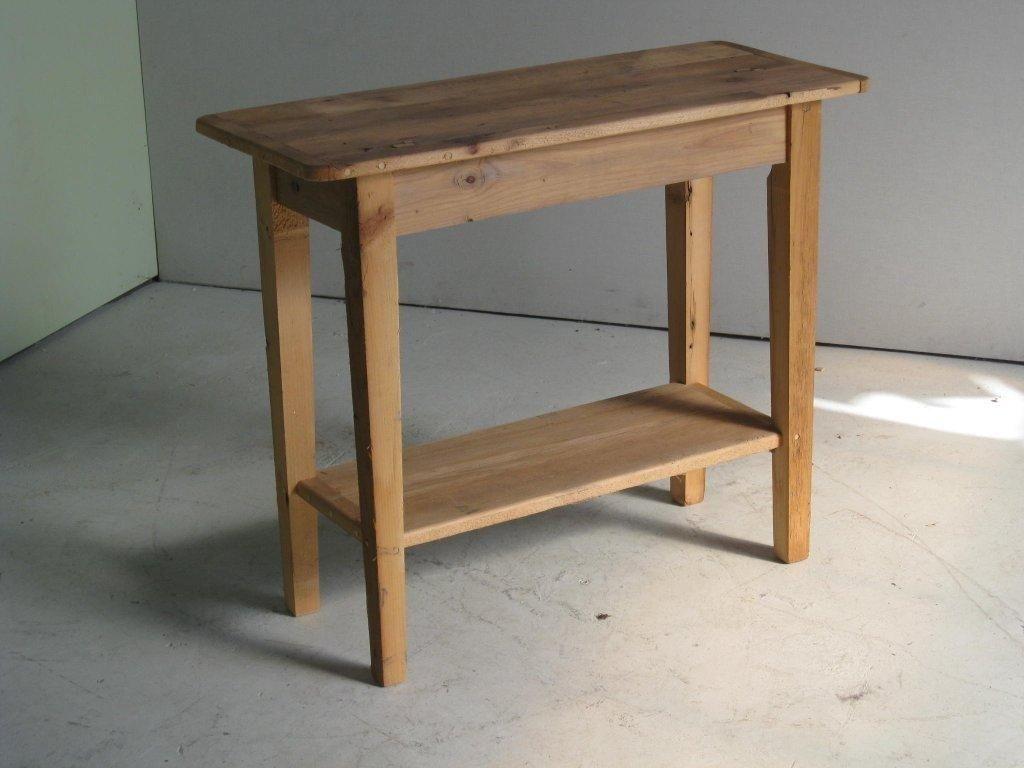 3 Foot Sofa Table