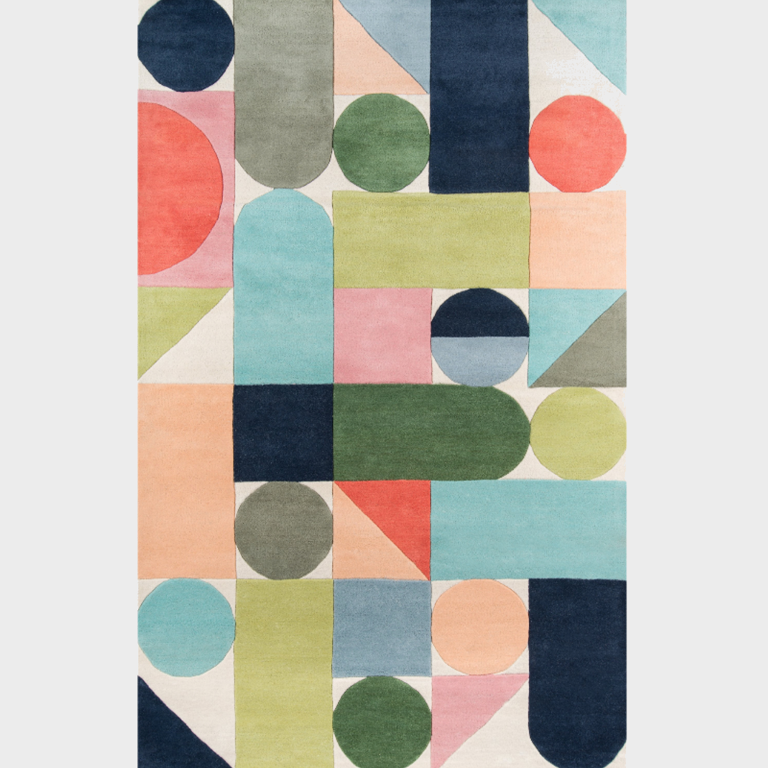 Rug Wright Multicolored Rugs Wool Area Rugs Hand Tufted Rugs
