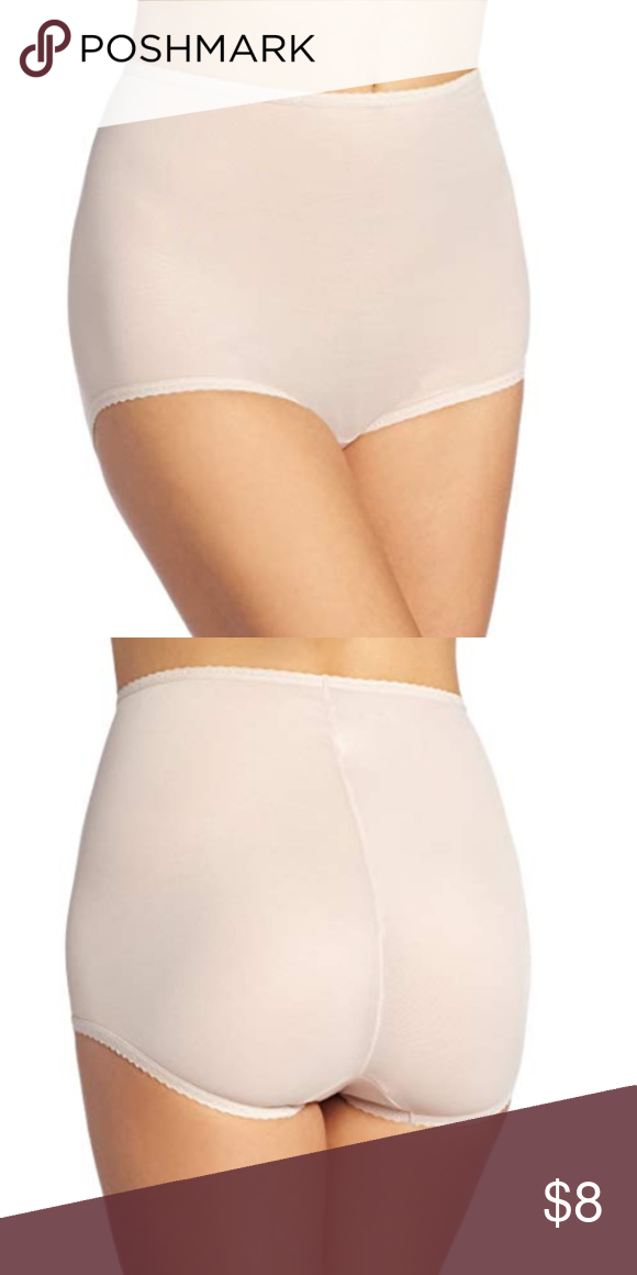 170f89570fa8 Bali Women's Skimp Skamp Brief Panty Number 2633 This skimp skamp brief  provides light, natural shaping and gives you full coverage in front and  back You ...