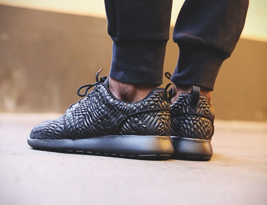 03ae8a9d0cf4 ... closeout nike roshe one dmb triple black 95264 58ea5