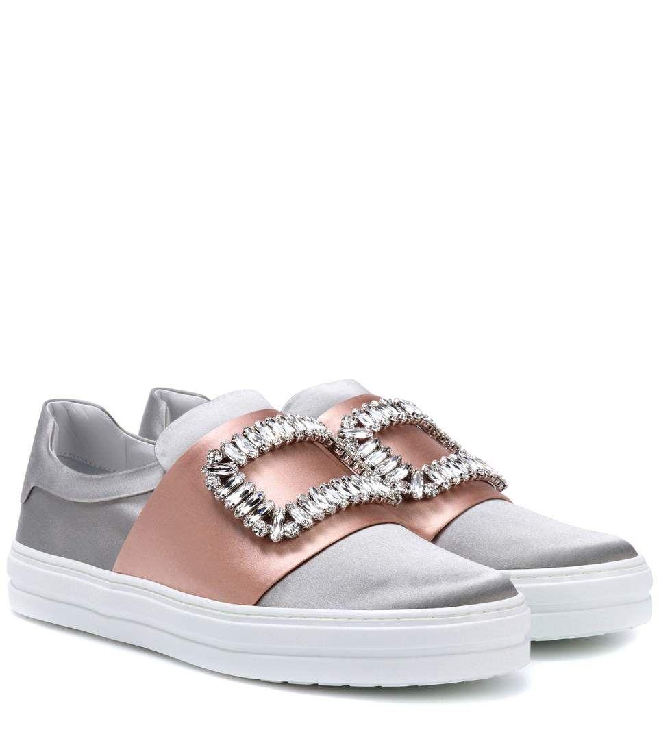 Roger Vivier Sneaky Viv Slip-On Sneakers sale footlocker pictures clearance footlocker pictures SSutEQJq7