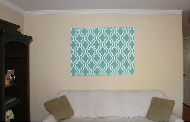 Front Porch Lemonades: Affordable DIY Canvas Art