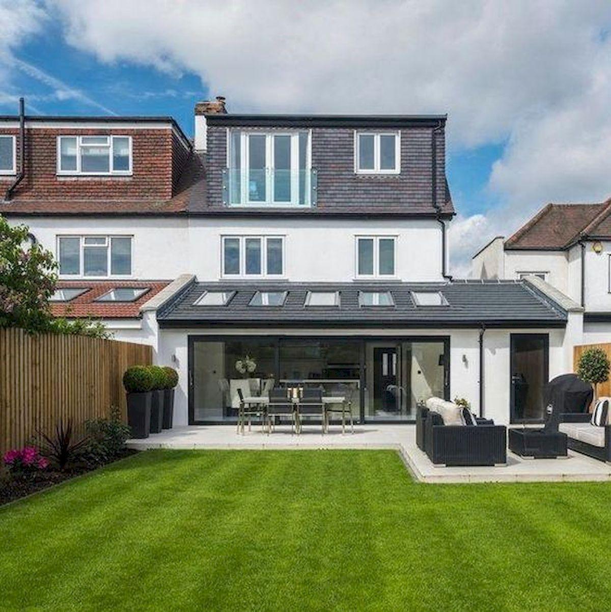 40 Fabulous Modern Garden Designs Ideas For Front Yard And Backyard Roof Garden Design Pl In 2020 House Extension Design Garden Room Extensions House Extension Plans