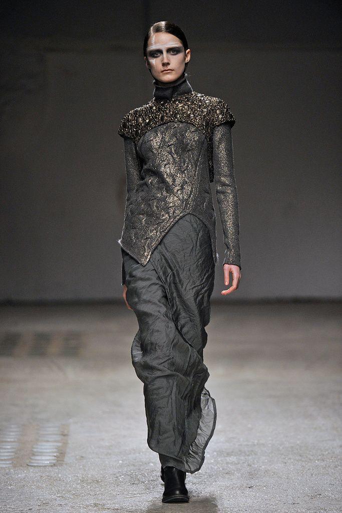 Peachoo+Krejberg A/W 2011-12. Paris Fashion Week.