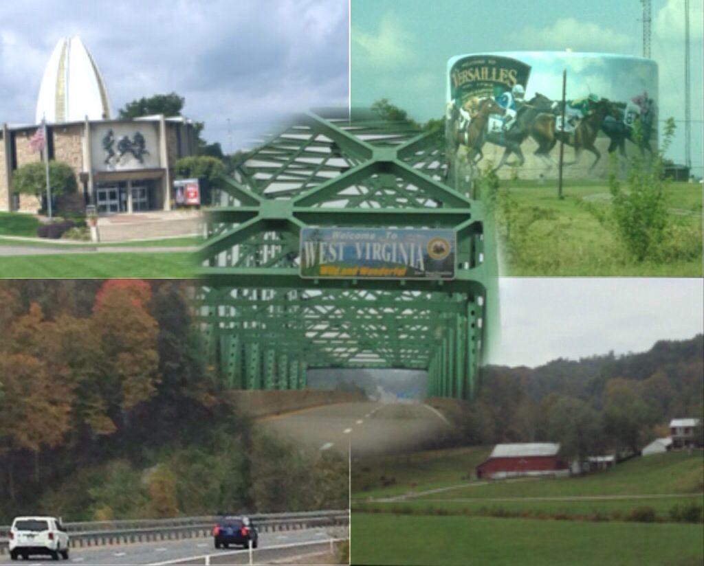 Canton, OH - Charleston, WV - Lexington, KY
