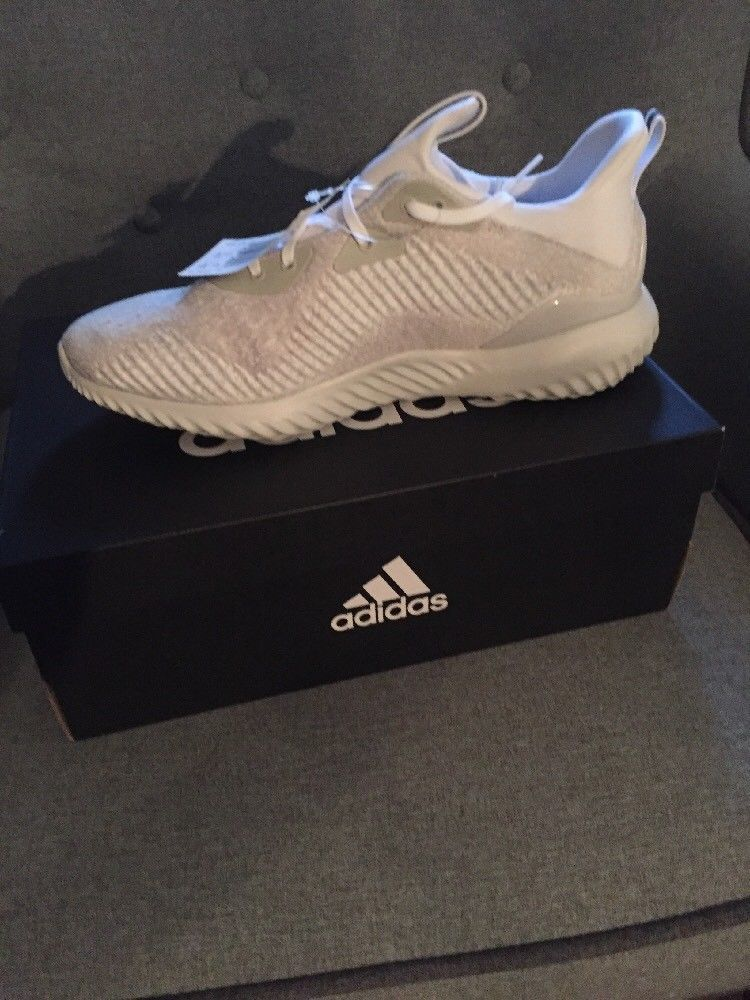 8e704e83f Adidas Men s Alphabounce EM M Running Shoes Size 13  fashion  clothing   shoes