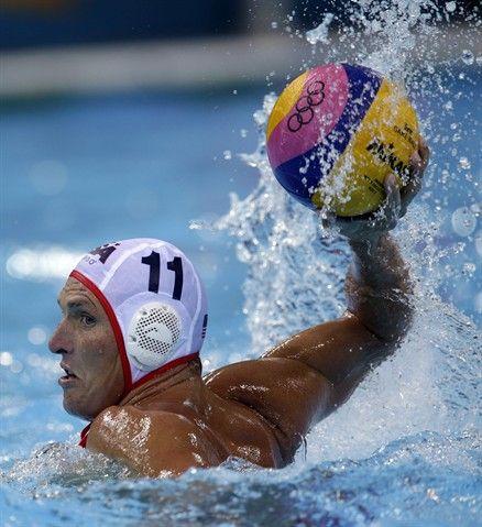 Photos: U.S. Men vs. Romania - Water Polo Slideshows   NBC Olympics