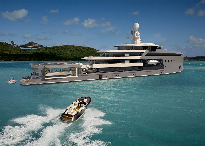The SeaXplorer Lounge reaches Florida SeaXplorer