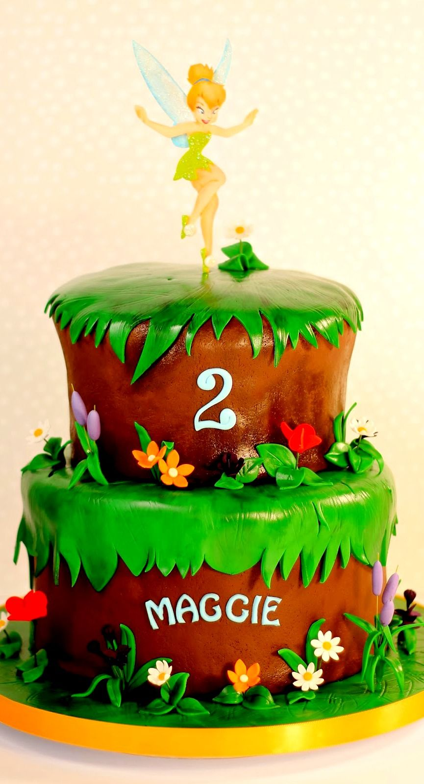 Tinkerbell Cake Cakes And Cupcakes For Kids Birthday