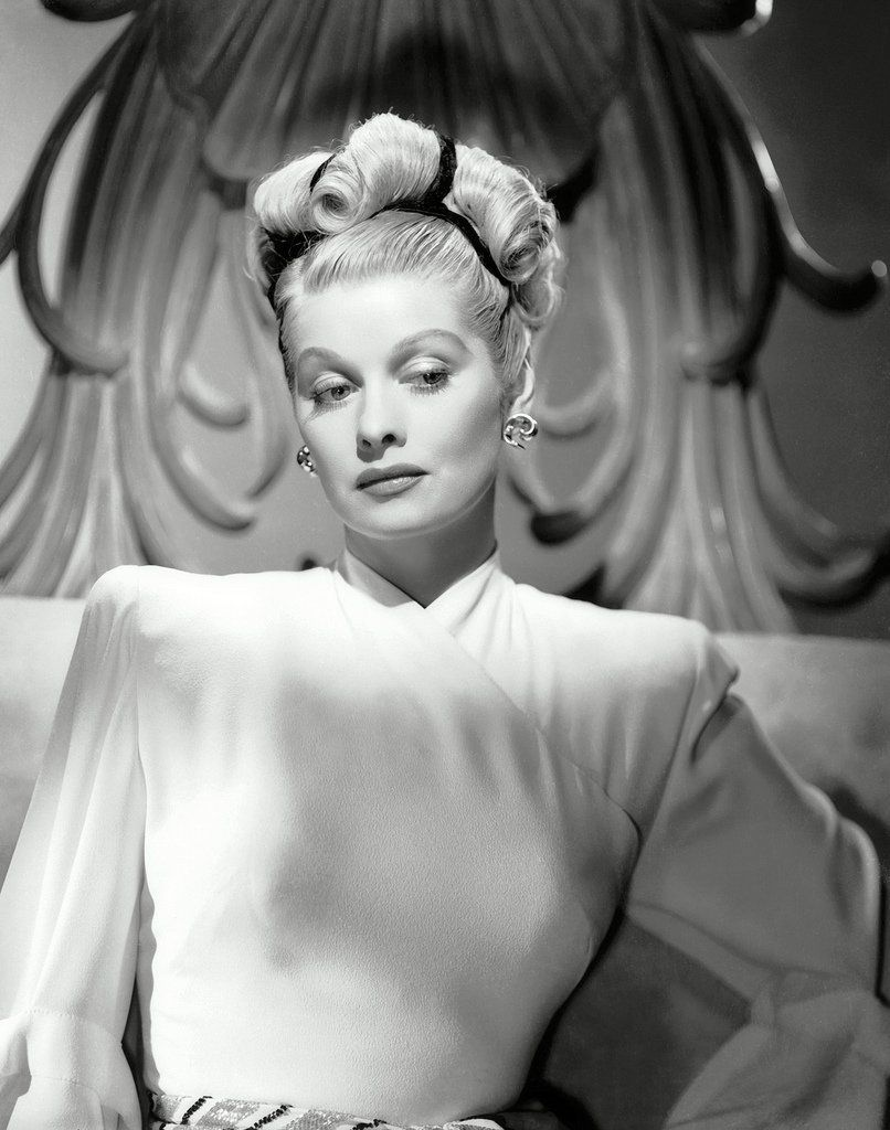 Lucille Ball Beautiful Clic Actresses Of The