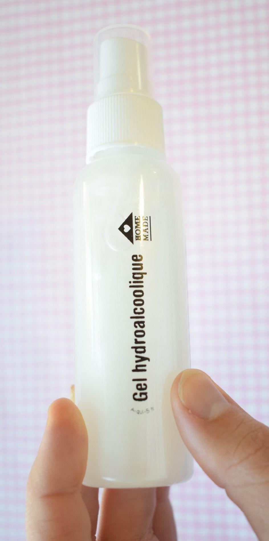 Nettoyant Mains Gel Pour Les Mains The Body Shop Produits