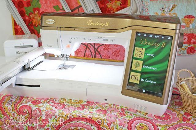 Baby Lock Destiny 2 | Baby Lock Love of Sewing Sewlebrity ...