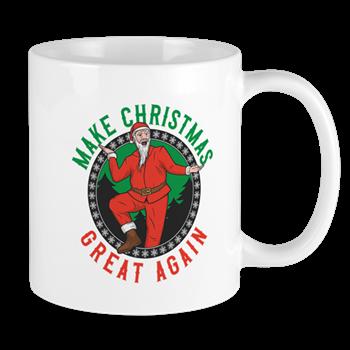 Make Christmas Great Again Mugs > Make Christmas Great > Christmasishere