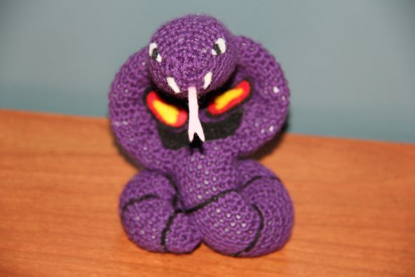 #024 Arbok crochet