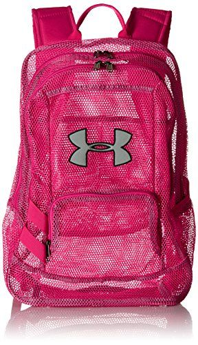 d622f4709d Under Armour Worldwide Mesh Backpack     Click image to review more details.