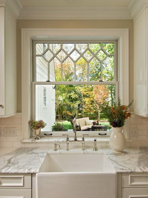 Windows Interior Design Architecture Detail Kitchen Window Gorgeous Kitchens Kitchen Inspirations