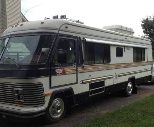 1984 Holiday Rambler Imperial In Concord, VA, $ 8,500.00