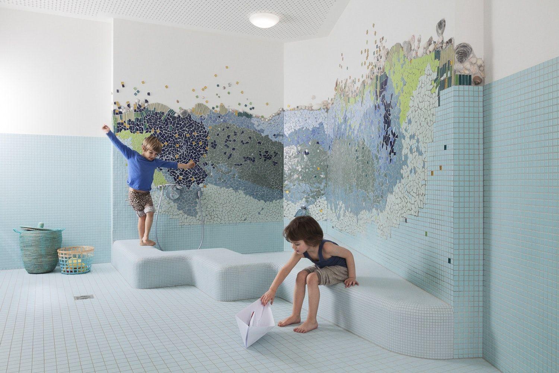 Projekt Kita CompanyKids Hafencity...competitionline #kitaräume