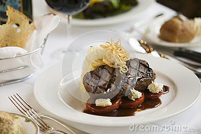 Scallop Dinner  Royalty Free Stock Photography - Image: 14517647