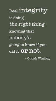 Oprah Winfrey...love her