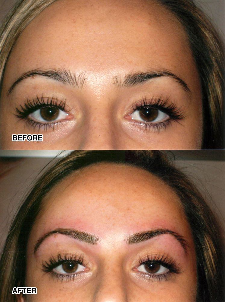 eyes enhancing your eyes and eyebrow correction tattoo