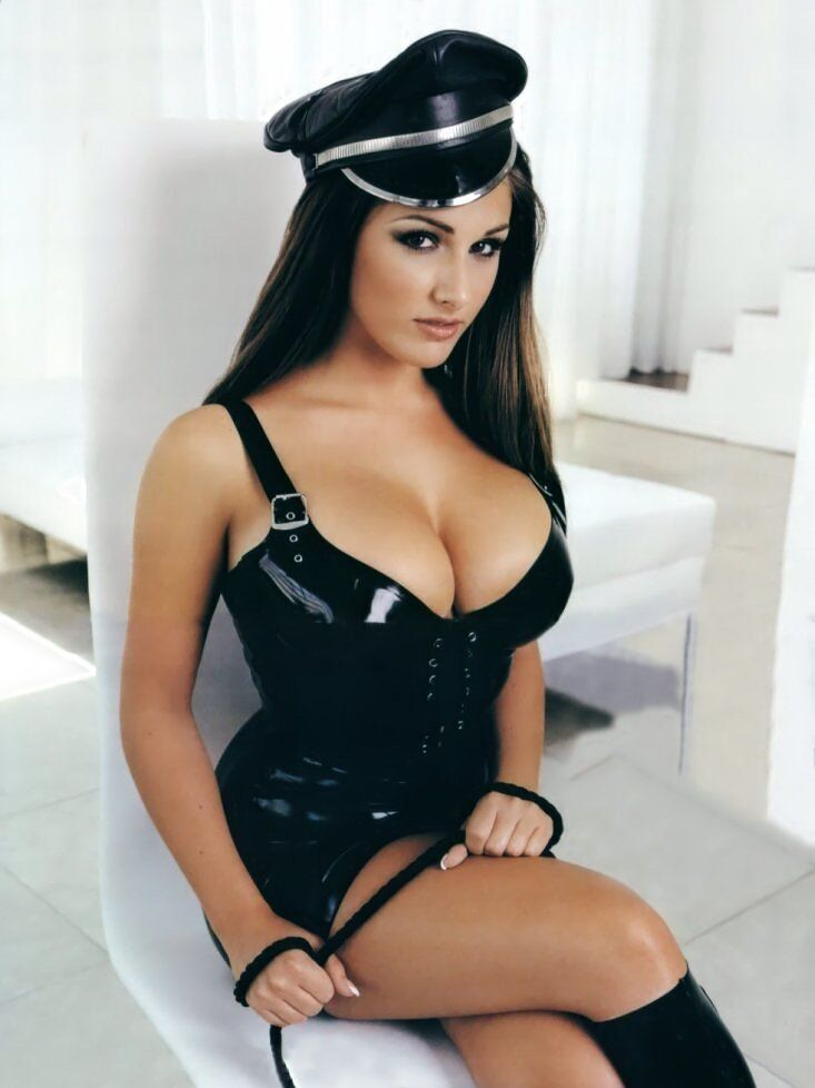 Lucy pinder police this excellent