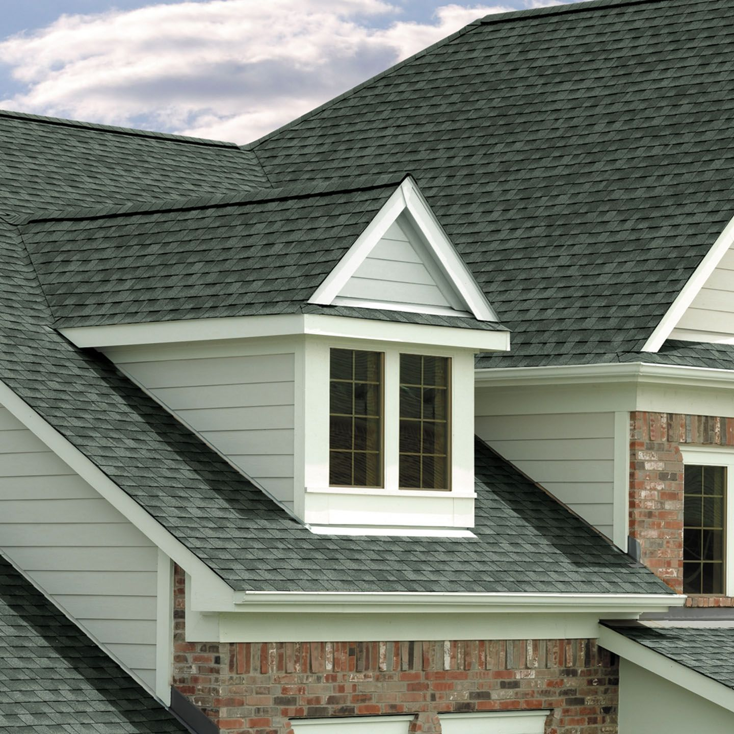Best Gaf Timberline® Natural Shadow® Slate Roofing Shingles 400 x 300