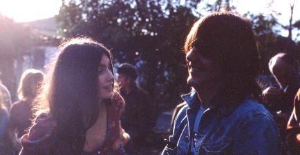 Emmylou and Gram 1972