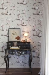 custom wallpaper design by Gabriel Valdivieso
