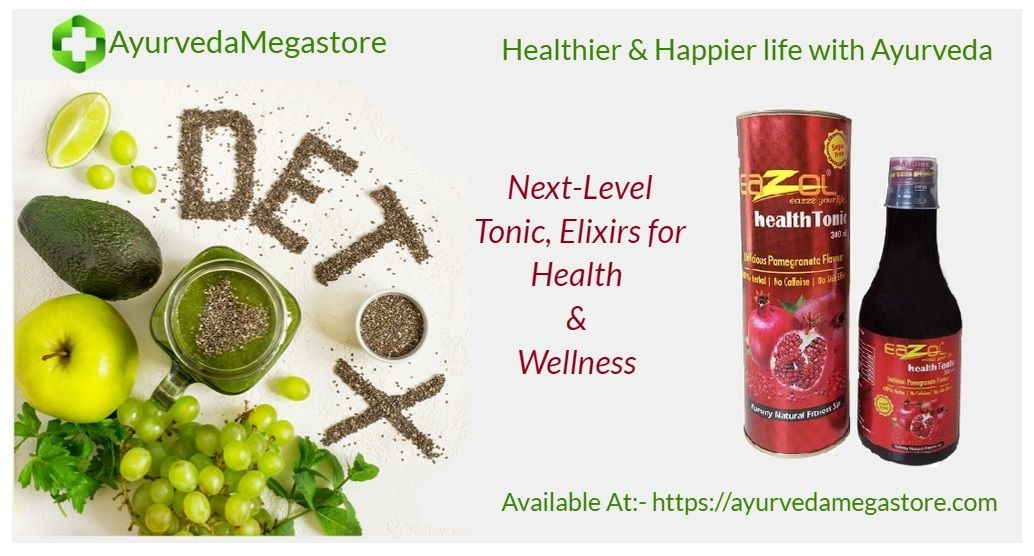 Discount On Eazol Health Tonic Next Level Tonic Elixirs For