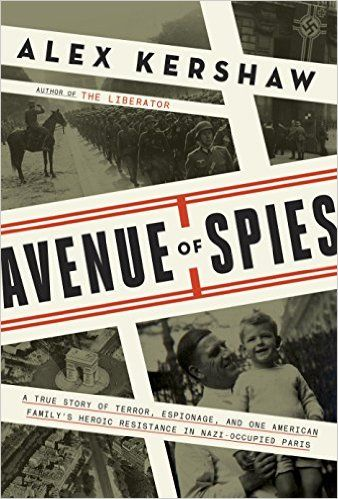 Avenue Of Spies Fiction Nonfiction And Book Clubs