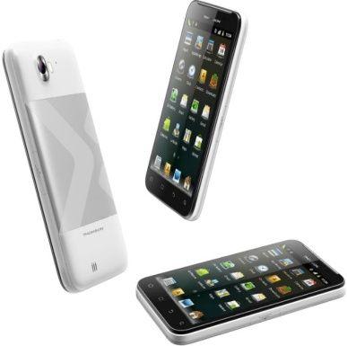 Thomson X view 2   Double carte SIM, 5.3 pouces et Android 4.0 [annonce officielle] Android France