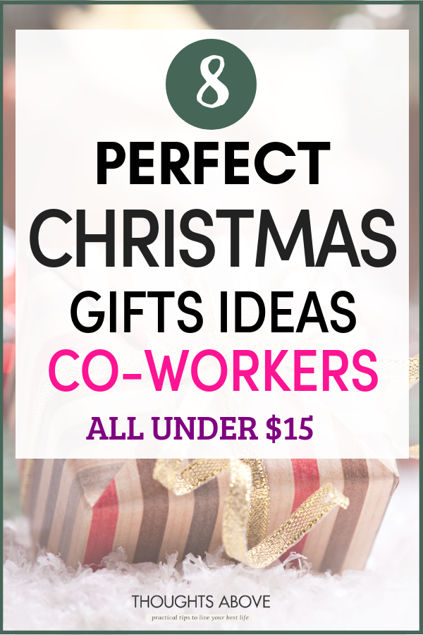 15 Christmas Gifts For Coworkers Holidayssss Christmas