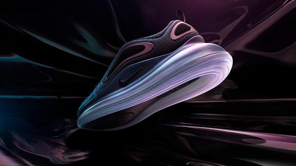 Nike Air Max 720, unas zapatillas de otra dimensión
