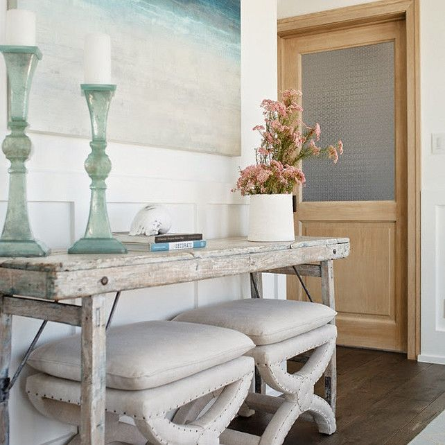 Beach House With Neutral Color Palette
