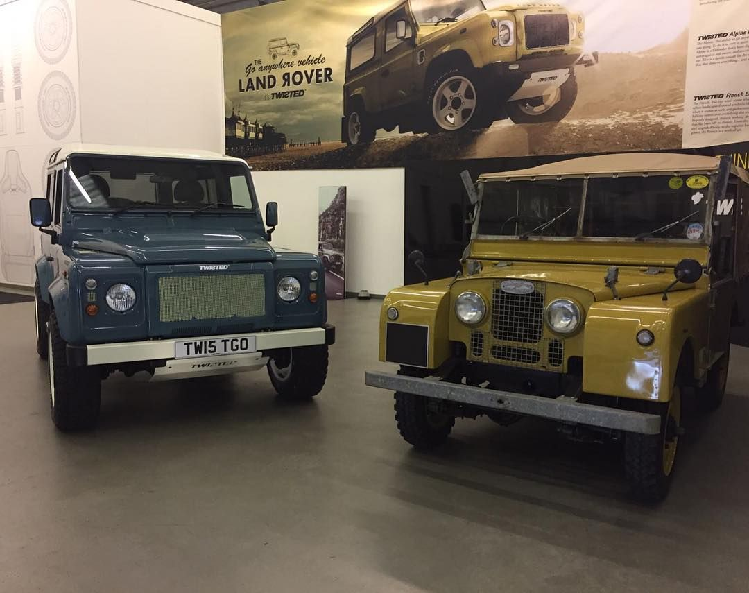 Originality reimagined…  #Yorkshire #DefenderRedefined #Handcrafted #Handmade #AntiOrdinary #LandRover #TwistedDefender #Defender #LandRoverDefender #Series #LandRoverSeries #Redefined #4x4 #Icon #Style #Lifestyle