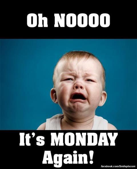 It's Monday again! :( #mumbai #pune #monday