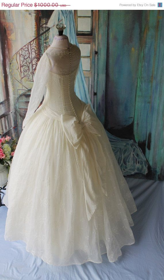 Haute & Sexy Spring Sale Fabulous 1950's Barely by MovieStarMoon, $860.00