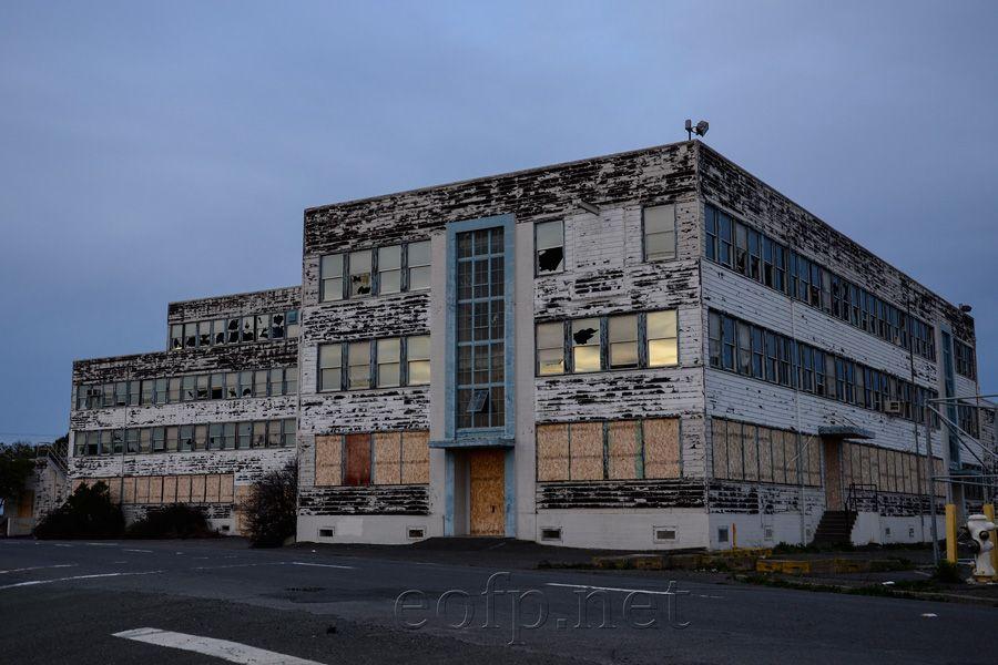 Navy Nuclear Power School Mare Island