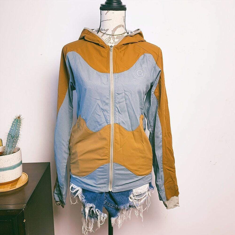 GYAKUSOU Japan Undercover NIKE Hoodie Visvim Windbreaker Jacket Women s XS   00d7571acc