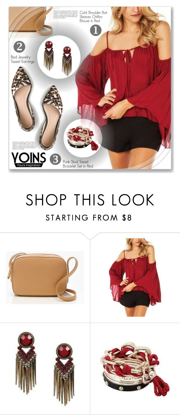 """""""Yoins 9"""" by dressedbyrose ❤ liked on Polyvore featuring J.Crew, women's clothing, women, female, woman, misses, juniors and yoins"""